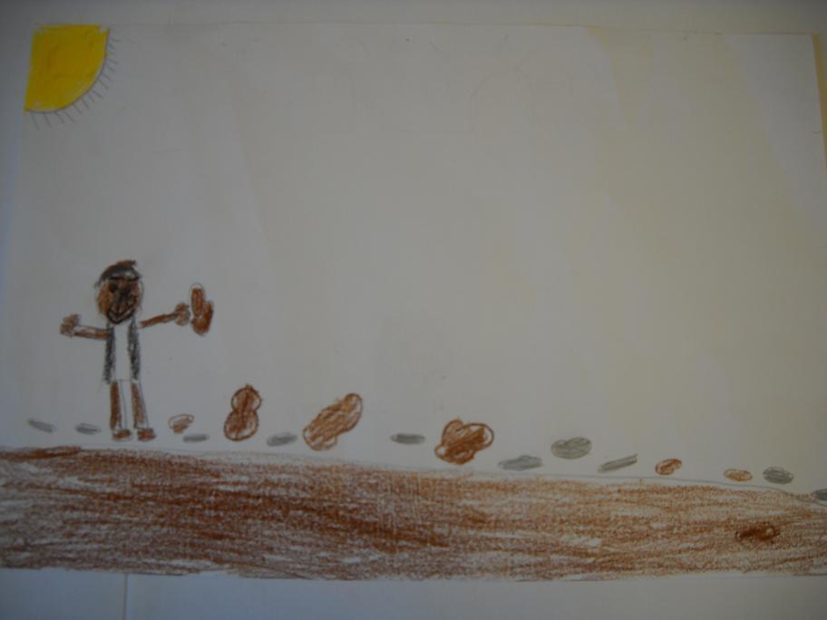 George Washington Carver Peanut Plant
